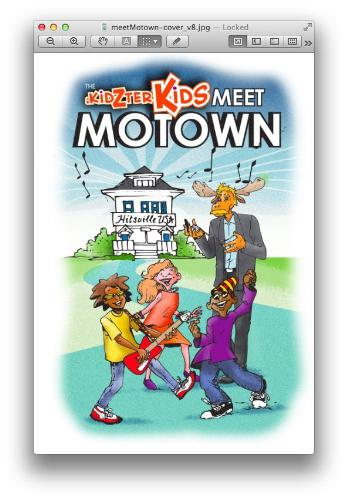 The Kidzter Kids Meet Motown